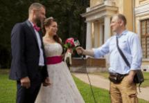 репортаж на свадьбу