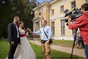свадебный репортаж