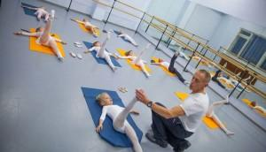 Спортивный репортаж танцы