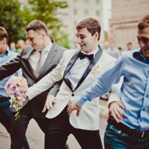 Свидетель на свадьбе – лучший друг и надёжное плечо