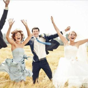 что значит быть свидетельницой на свадьбе