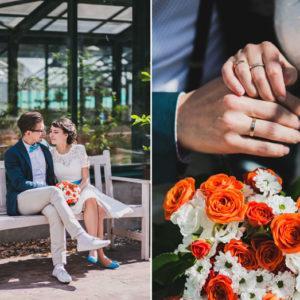 Фотограф на свадьбу в Москве 12