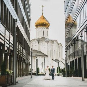 Фотограф на свадьбу в Москве 9